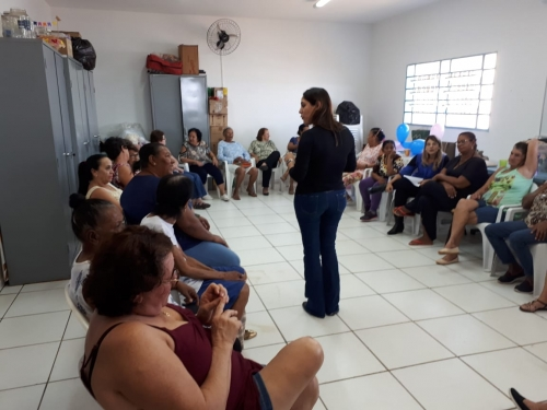 img Assistidos do CRAS Toninho Casa Veia participaram de manhã recreativa